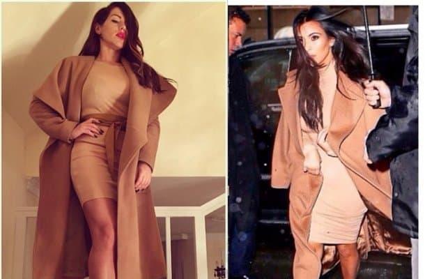 Srpska Kim Kardashian? (foto: Facebook)