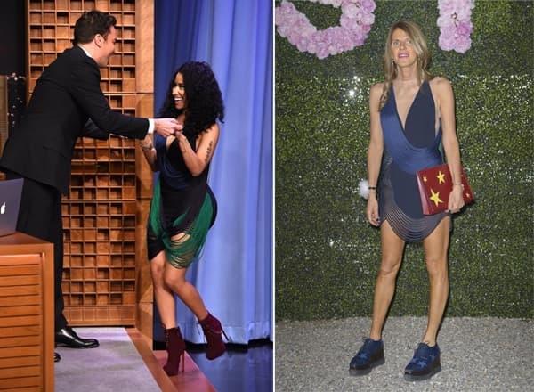 Nicki Minaj ili Anna Dello Russo?