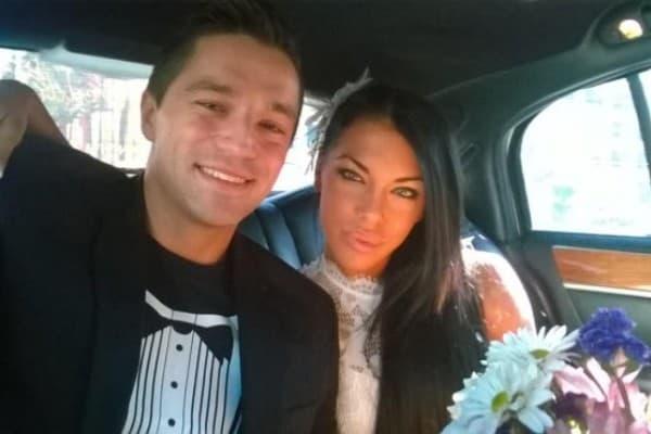 Voditelj i svetska prvakinja u fitnesu venčali su se u Las Vegasu (foto: stars)