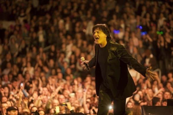 Zagreb, 08.03.2012.Koncert Zdravka Colica u Areni Zagreb