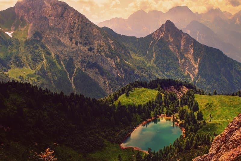 Bajkoviti predeli Slovenije! (foto: Dohop.com)