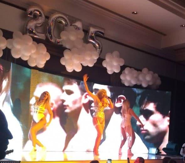 Novogodišnji nastup (foto: Opera 17)