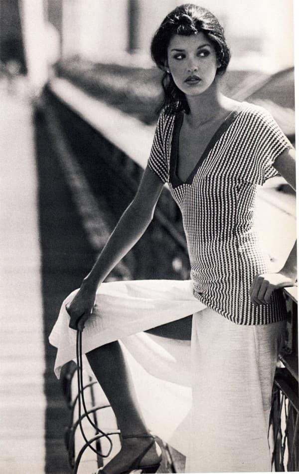 Ovako je izgledala 80-ih ( foto: Gallery Hip )