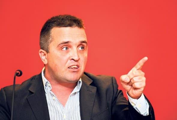 Dragan J. Vučićević (foto: Kurir)