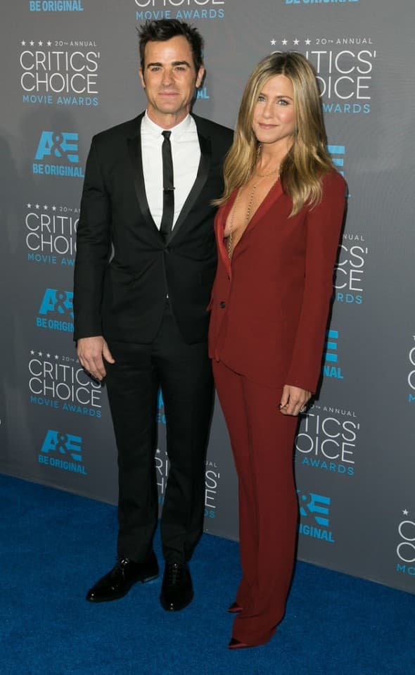 Jennifer sa verenikom Justinom Therouxom (foto: Wenn)