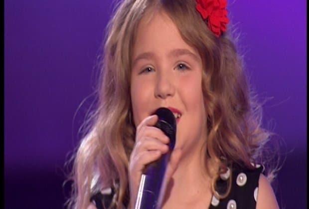 Ponovo je sve oduševila svojim pevanjem!