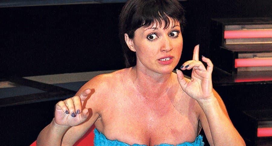 Širi mržnju na televiziji sa nacionalnom pokrivenošću! Da li će neko odgovarati zbog njenih skandaloznih izjava? (foto: Kurir)