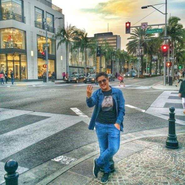 Novi život u LA-u (foto: Instagram)