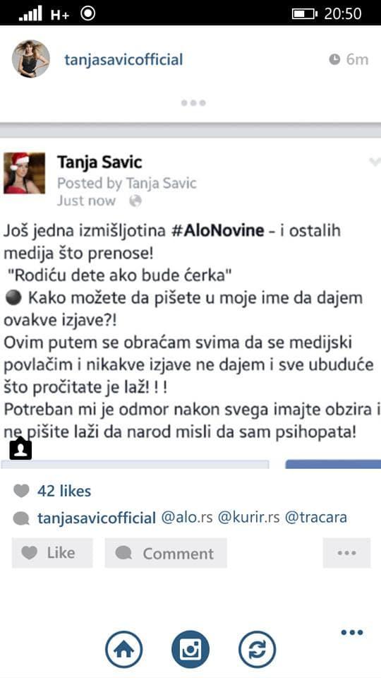 tanja instagram
