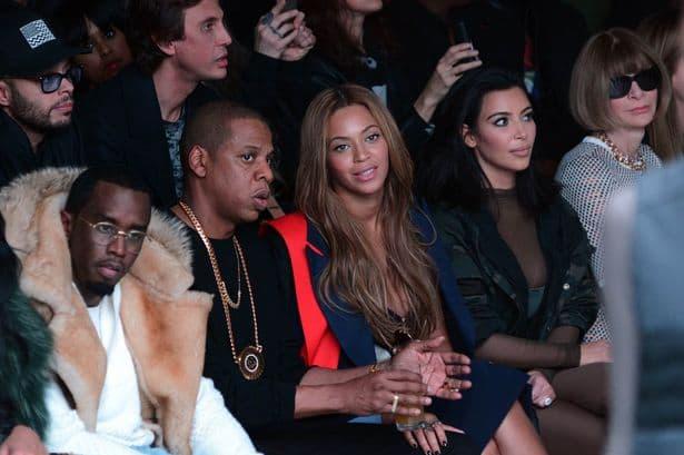 Na Kanyeovoj reviji (foto: WENN)