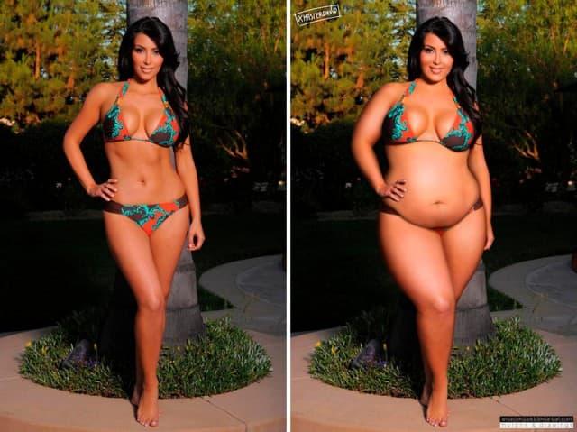 Kim Kardashian (foto: David Lopera)
