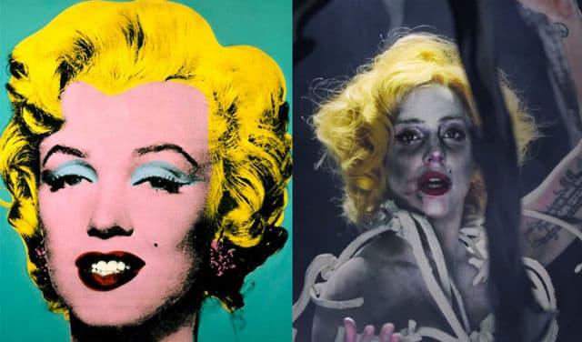 Oživljavanje Warholove Marilyn Monroe (foto: Andy Warhol/VEVO)