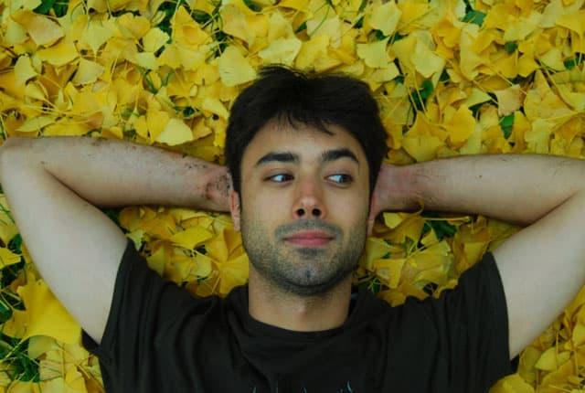 Glumac je pronašao svoj mir u manastiru (foto: Wannabemagazine)
