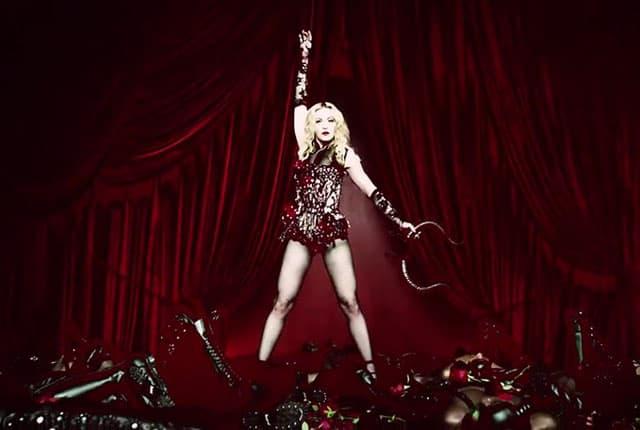 'Living For Love' je prvi singl novog Madonninog albuma (foto: printscreen)