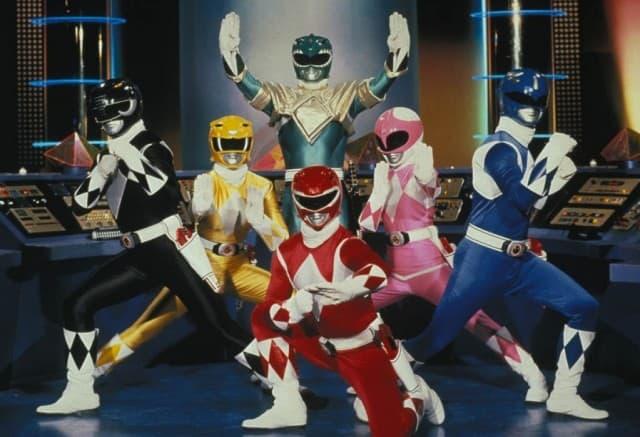 Go Go Power Rangers! (foto: Forbes)