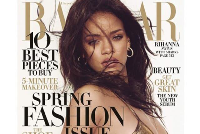 Rihanna izgleda neodoljivo (foto: Instagram)