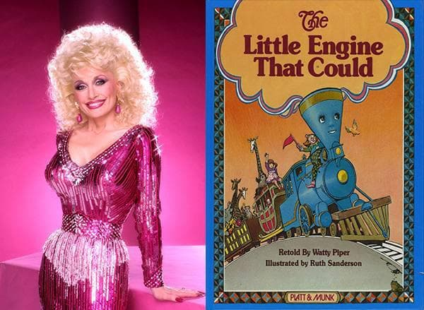 Dolly Parton - The Little Engine That Could, Watty Piper