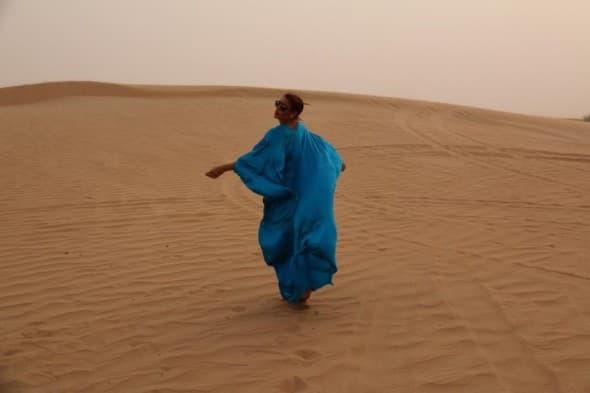 Uživanje na pesku (foto: Facebook)