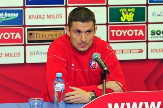Slavoljub Đorđević (foto: crvenazvezdafk.com)