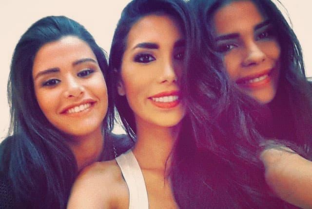 Nadin, Alis i Farah Abdel Aziz su nove sestre Kardashian! (foto: Instagram)