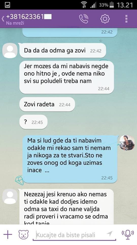 sms poruke tanja savić