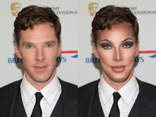 Benedict Cumberbatch (foto: Tumblr)