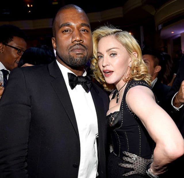 Everybody in this party's shining like an illuminati (foto: WireImage)