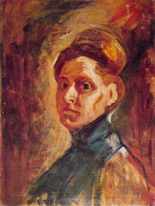 autoportret Nadežde Petrović