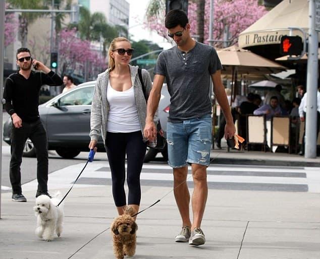 U šetnji (foto: Fame Flynet)
