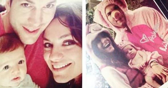 Demi remeti harmoniju njihovog roditeljskog života! (foto: Facebook)