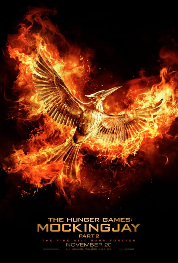 Prvi promotivni plakat (foto: Lionsgate)