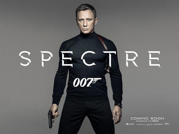 Poster novog filma o tajnom agentu! (foto: Twitter)