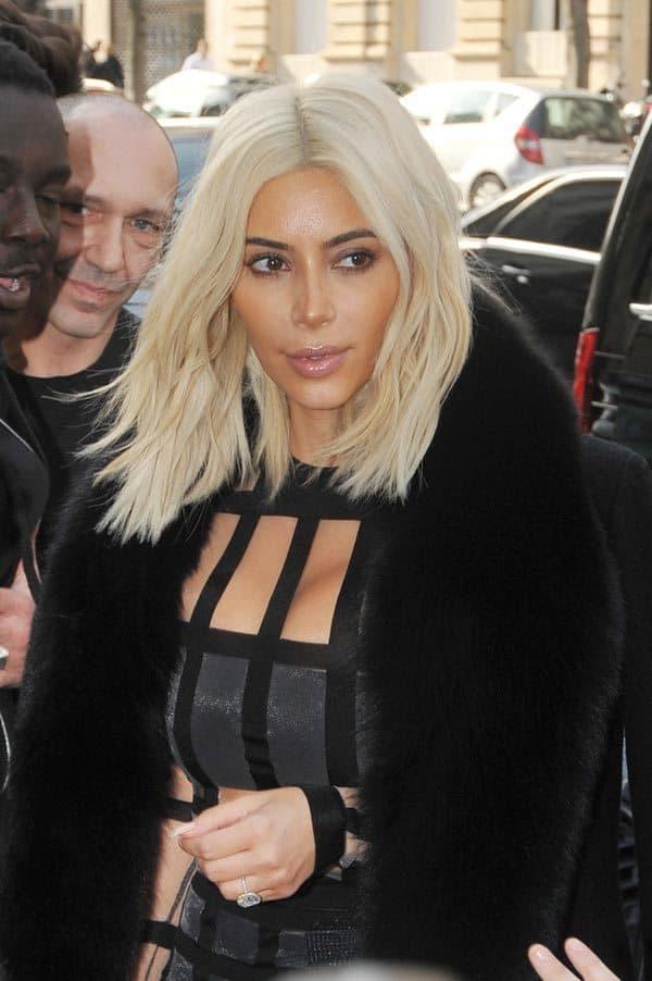 Nova boja kose američke starlete (foto: Hollywoodlife)
