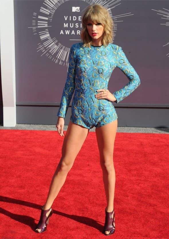 Ponosna na svoje noge (foto: hawtcelebs)