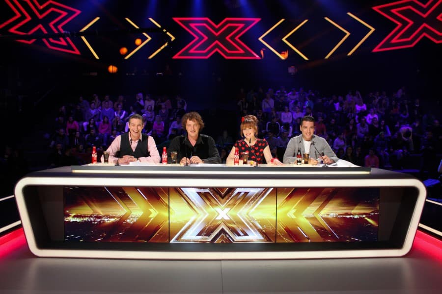 X factor počinje u nedelju! (foto: Promo)