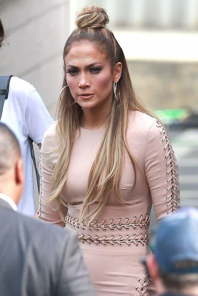 Jennifer Lopez (foto: Fame Flynet)