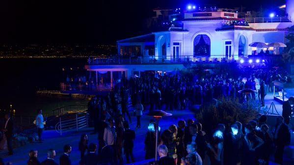 Hôtel du Cap u kome je održana humanitarna gala! (foto: Twitter)
