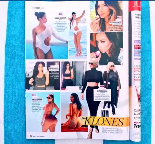 Fotografija novog izdanja magazina 'People' (foto: Tracara.com)