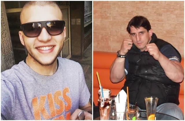 Nove prozivke Golubovića na račun Arkanovog sina (foto: Facebook/Instagram)