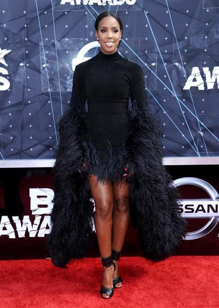 Kelly Rowland (foto: AP)