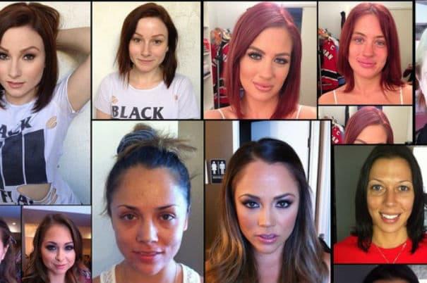 Za ovu industriju bez jake šminke su niko i ništa! (foto: 24sata.hr)