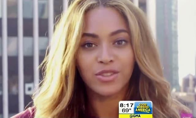Beyonce je otkrila ne tako veliku novost! (foto: screenshot)