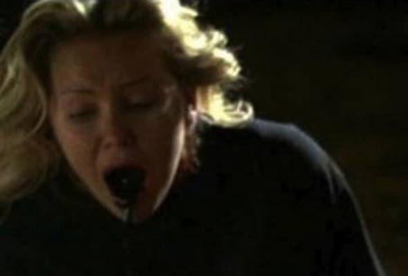 Prelepa glumica se kratko pojavila i ovako završila u 'Deci kukuruza' (foto: WENN)