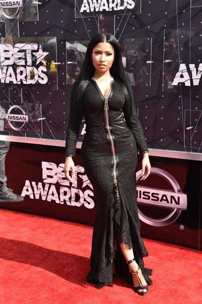 Nicki Minaj (foto: AP)