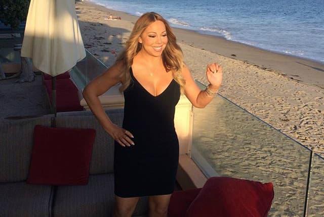 Diva uživa u Malibuu (foto: Instagram)