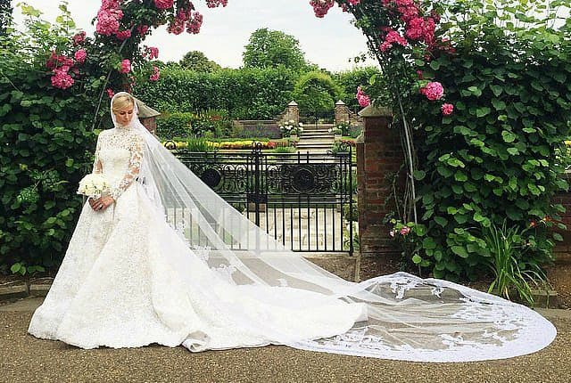 Fotke sa najglamuroznijeg venčanja godine (foto: Instagram)