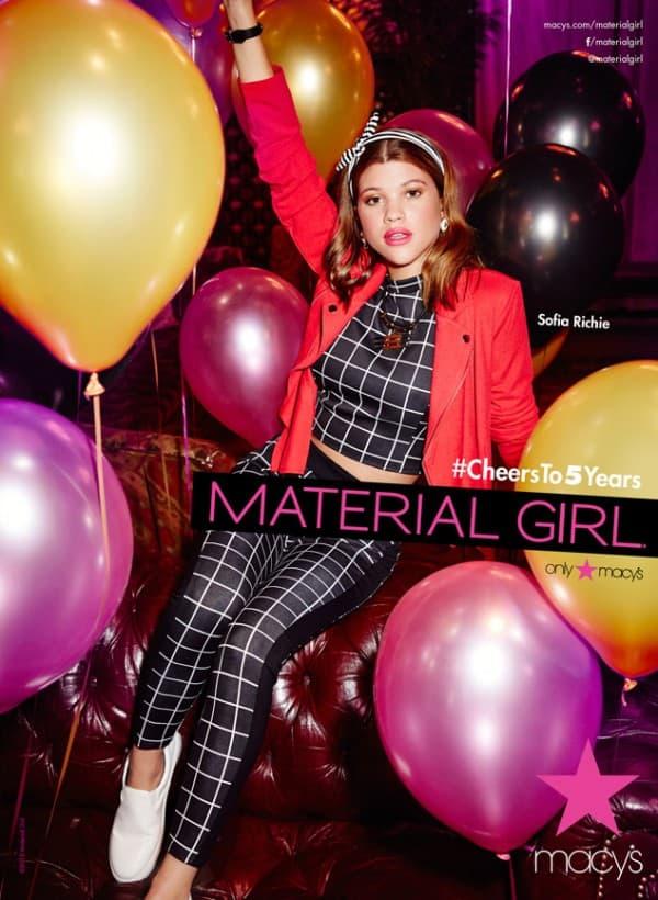 Ona je nova nada modnog sveta (foto: Material Girl)