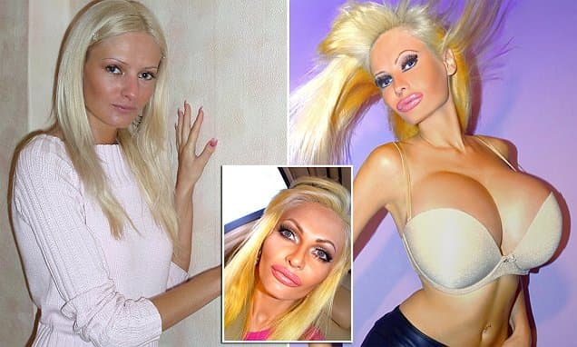 ëIíVE SPENT OVER £30,000 TO LOOK LIKE A SEX DOLLí