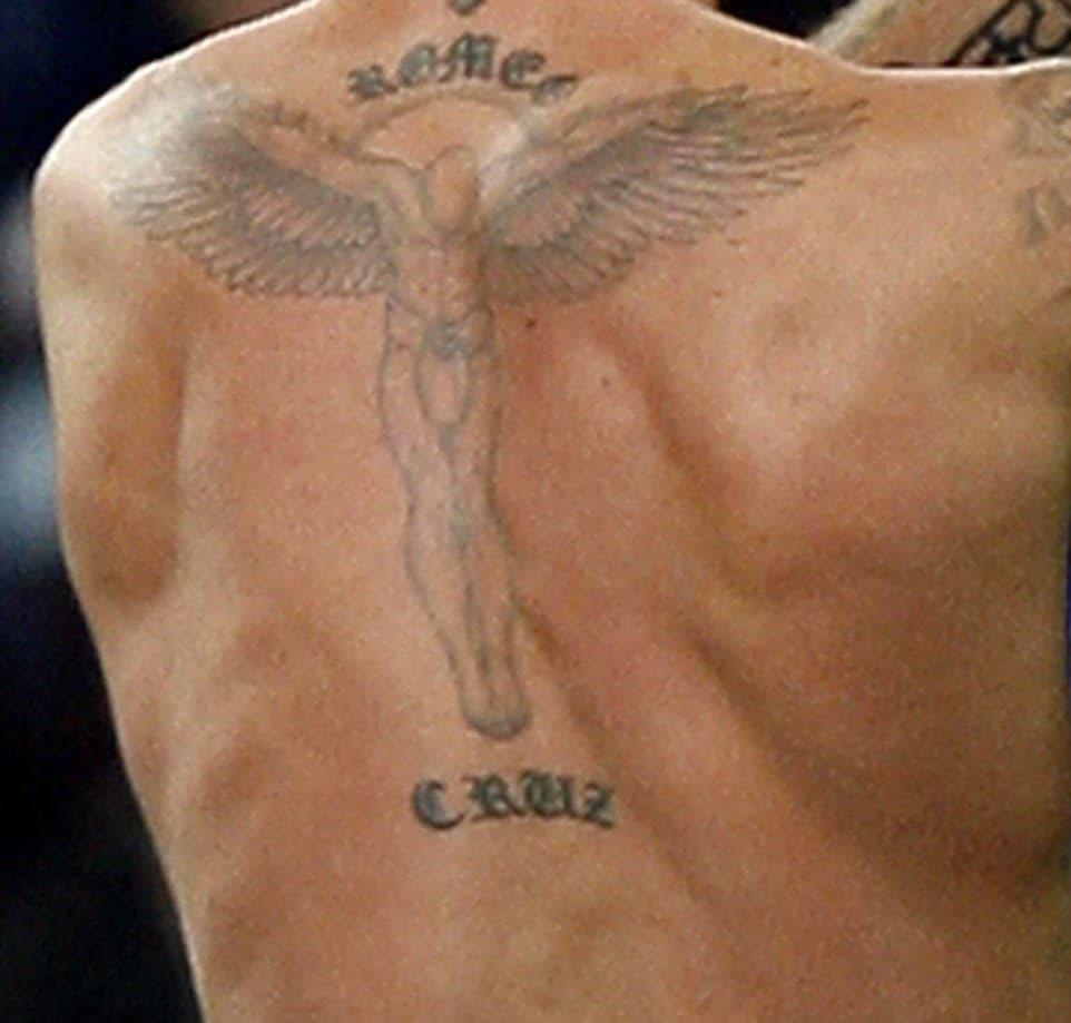 Značenje Svih 40 Tetovaža Davida Beckhama Tračara