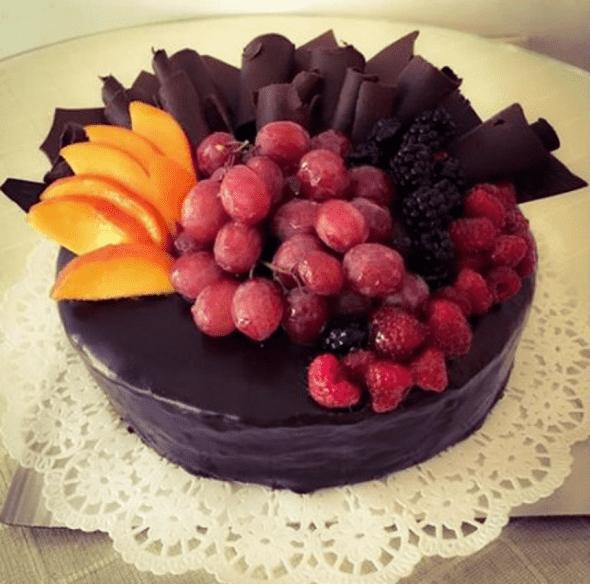 Poklon od Bokija majci za rođendan (foto: Facebook)